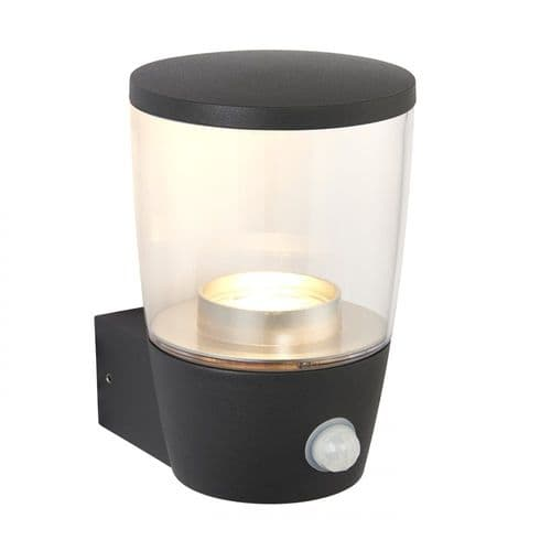 Saxby 67698 Canillo PIR LED Outdoor Wall Light Automatic